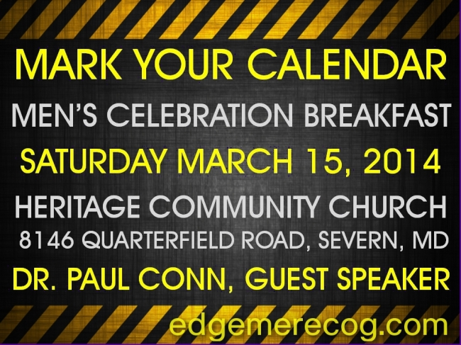 Men's Celebration Breakfast